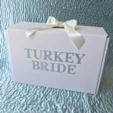 Diamante Turkey Bride